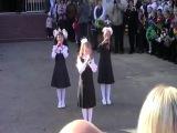 Теперь мы первоклассники - Белова Диана, Николаева Полина, Колесникова Ирина